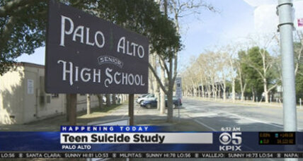 Teen suicide clusters in Palo Alto: Is media attention at fault?