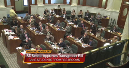 Transgender bill: South Dakota moves to enact first-in-nation law