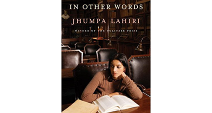 'In Other Words' traces Jhumpa Lahiri's love affair with the Italian language