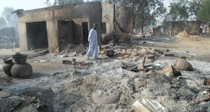In latest guerrilla attack, Boko Haram burns kids alive: officials