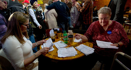 How did the Iowa caucuses get to be such a big deal? (+video)