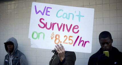 Minimum wage: States ranked from lowest to highest