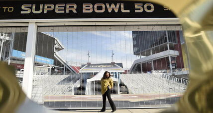 Why Super Bowl 50 will be most highly-guarded sports event in US history