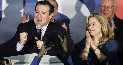 Iowa results: Ted Cruz trumps Trump, Clinton barely beats Sanders