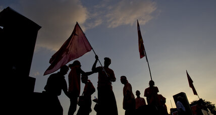 Dawn of a new democratic era in Myanmar