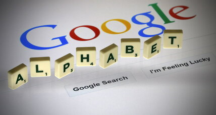 Move over, Apple. Google parent Alphabet now most valuable company. (+video)