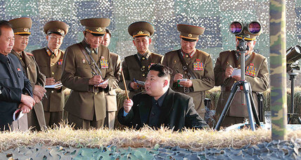 North Korea's February satellite launch suspected to be missile test (+video)