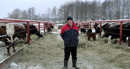Could sanctions spur Russia's ascent to agricultural superpower?