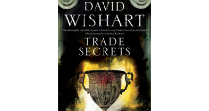 'Trade Secrets' returns to ancient Rome with 'Philip Marlowe in a toga'