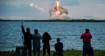 With eye on Mars, NASA to launch biggest rocket since Saturn V