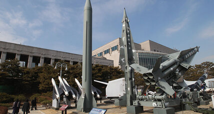 South Korea warns North Korea not to launch rocket