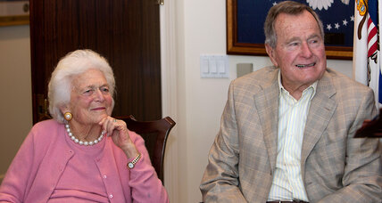 Can Barbara Bush help Jeb in New Hampshire?