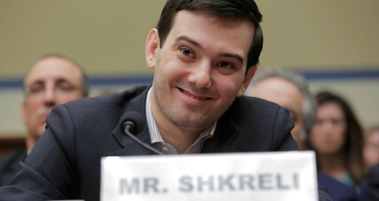 'Pharma bro' Martin Shkreli smirks and stays silent before Congress