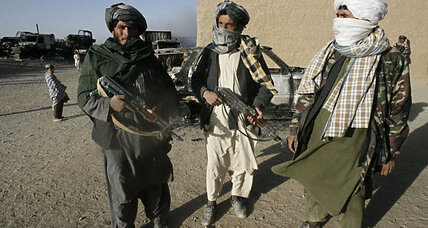 Why are the Taliban rejecting ISIS advances in Afghanistan?