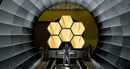 Why NASA's Webb Telescope needs a massive mirror