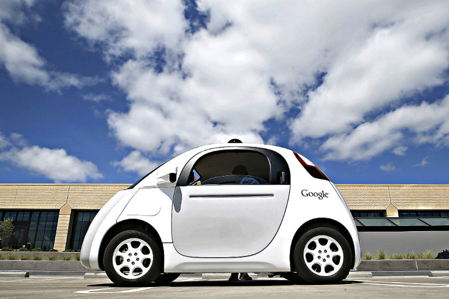 No plug? Why is Google working on wireless charging for cars ...