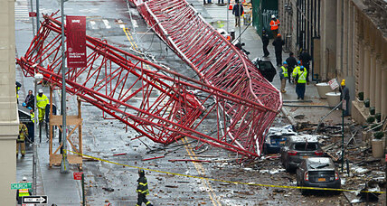 NYC huge crane collapse: Investigation into the cause