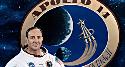Astronaut Edgar Mitchell: A legacy of research and moon walking