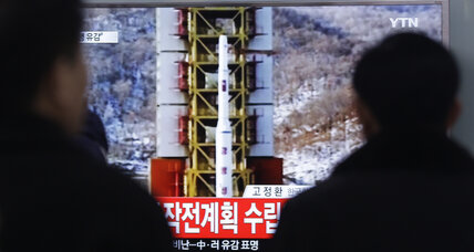 N. Korea praises rocket; others view as covert missile test