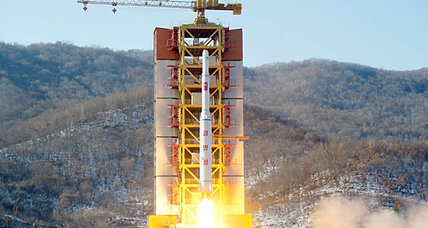 What does North Korea's rocket launch mean?