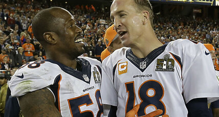 Dominant defense carries Broncos to Super Bowl 50 victory