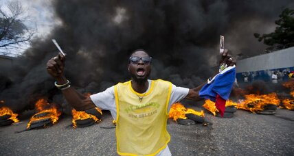 How Haiti wound up without a president