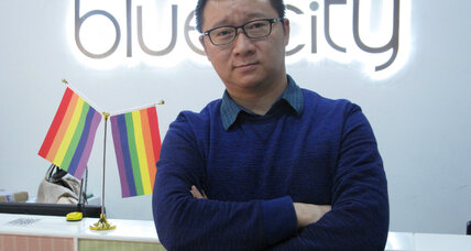 In China, gays say life has changed much for the better