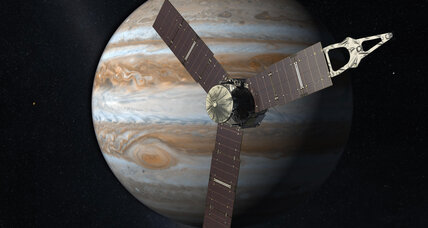 Jupiter or bust: Juno spacecraft sets course for gas giant