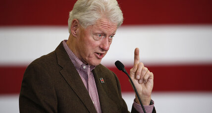 Here's why Bill Clinton is attacking 'sexist' Bernie Bros