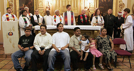 How churches are protecting immigrants from deportation
