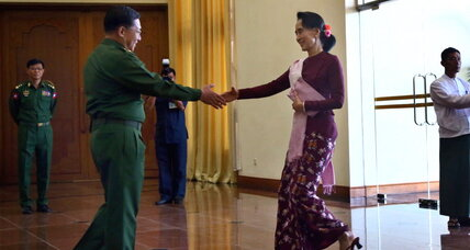 Mercy for Myanmar's military?