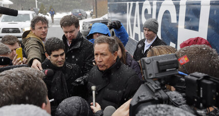 Could John Kasich be New Hampshire primary's Rocky Balboa?