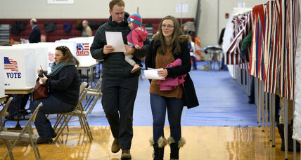 New Hampshire voters hit polls: why the Granite State matters