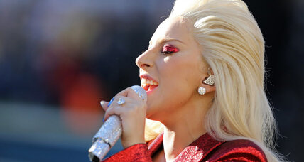 Lady Gaga's national anthem: Her vocal prowess wows