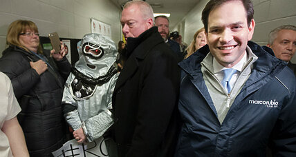 Marco Rubio on repeat: Did he shoot himself in the foot in New Hampshire?