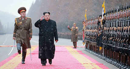 What can be done to deflect North Korea's nuclear ambitions?