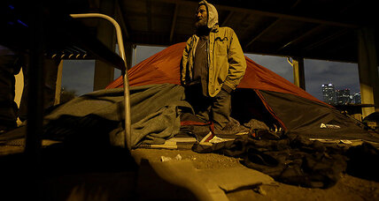 How do you count the homeless in America?