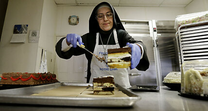 Nuns who help the homeless could face eviction in San Francisco (+video)