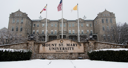 Controversy over fired professors at Mount St. Mary's goes national