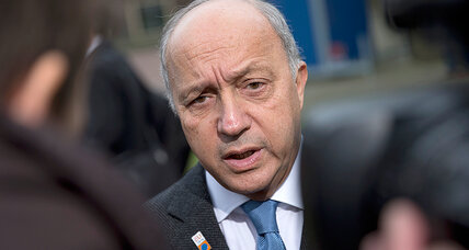 Gov't reshuffle? Laurent Fabius steps down as France's top diplomat