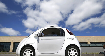 A car's 'driver' can be a computer, federal government tells Google