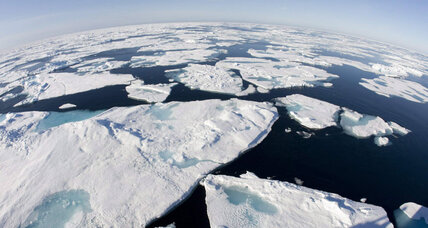 What's going on with polar ice sheets?