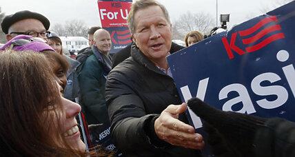 After New Hampshire, can John Kasich win in the South?