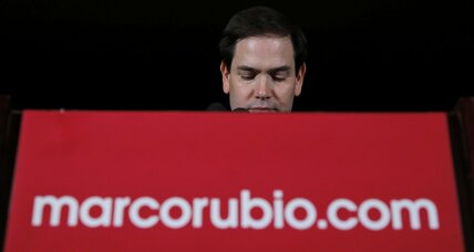 Can Rubio leave New Hampshire behind?