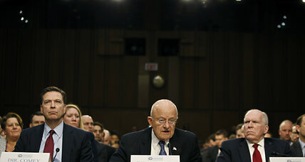 Intel chiefs find bright spots amid serious risks to US security