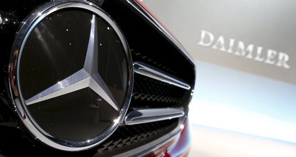 VW, Daimler to recall 1.5 million US vehicles over Takata air bags