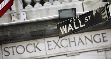 Bonuses for those fat cats working on Wall Street are ... down?
