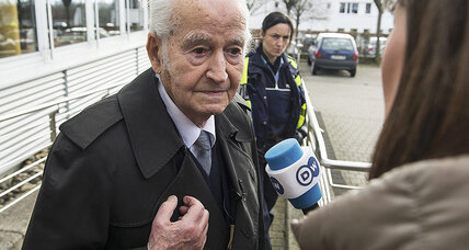 94-year-old German on trial for Auschwitz murders. Why now?