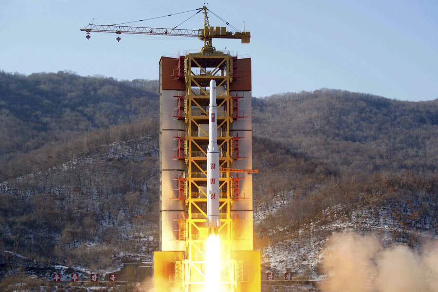 What N. Korea's rocket test tells us about its military capability