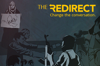 THE REDIRECT: Fight the Fear. Share Hope. Let's fix this together.